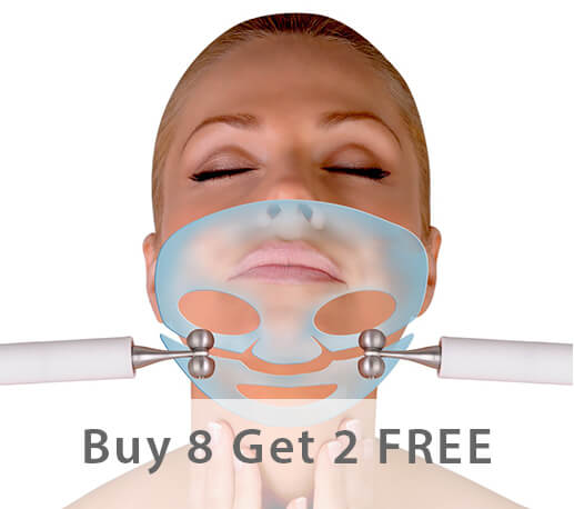 CACI Synergy LED Hydratone Facial - 30 mins