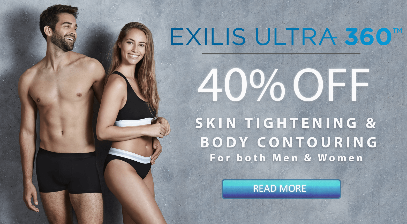 40%Off Exilis Ultra Skin Tightening and Body Contouring London Wimbledon